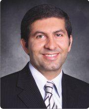 Burbank ophthalmologist Kourosh Eghbali
