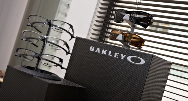 great eyewear like Oakley eyeglass frames and sunglasses