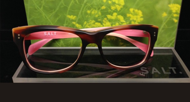 SALT. eyeglass frames